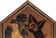 Giotto, San Francesco riceve le stimmate