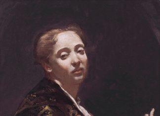 Giovanni BattistaPiazzetta, ritratto di Giulia Lama