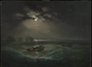 William Turner, Pescatori in mare