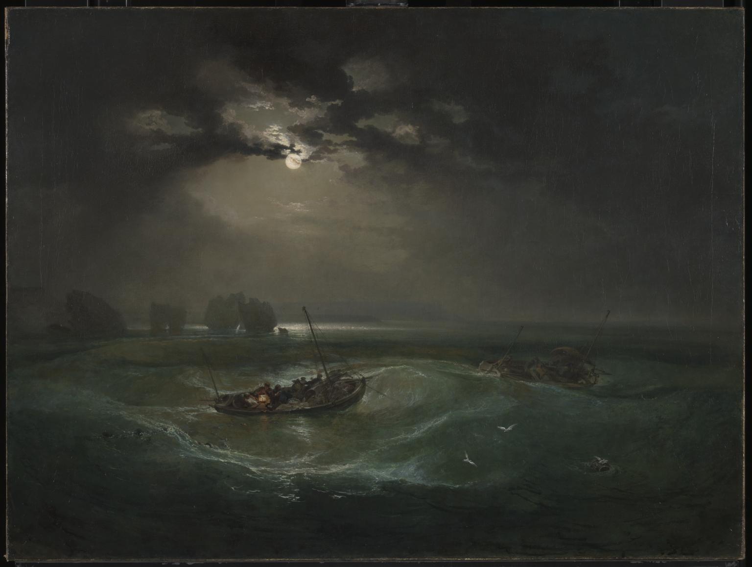 Pescatori in mare