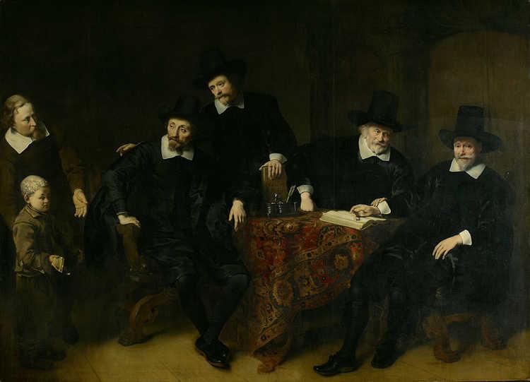 ritratto di gruppo