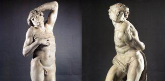 Michelangelo Buonarroti, gli Schiavi del Louvre