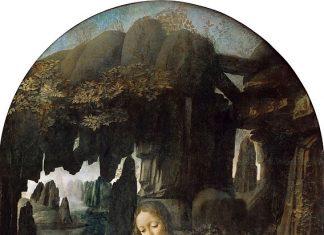 Leonardo da Vinci, La Vergine delle Rocce