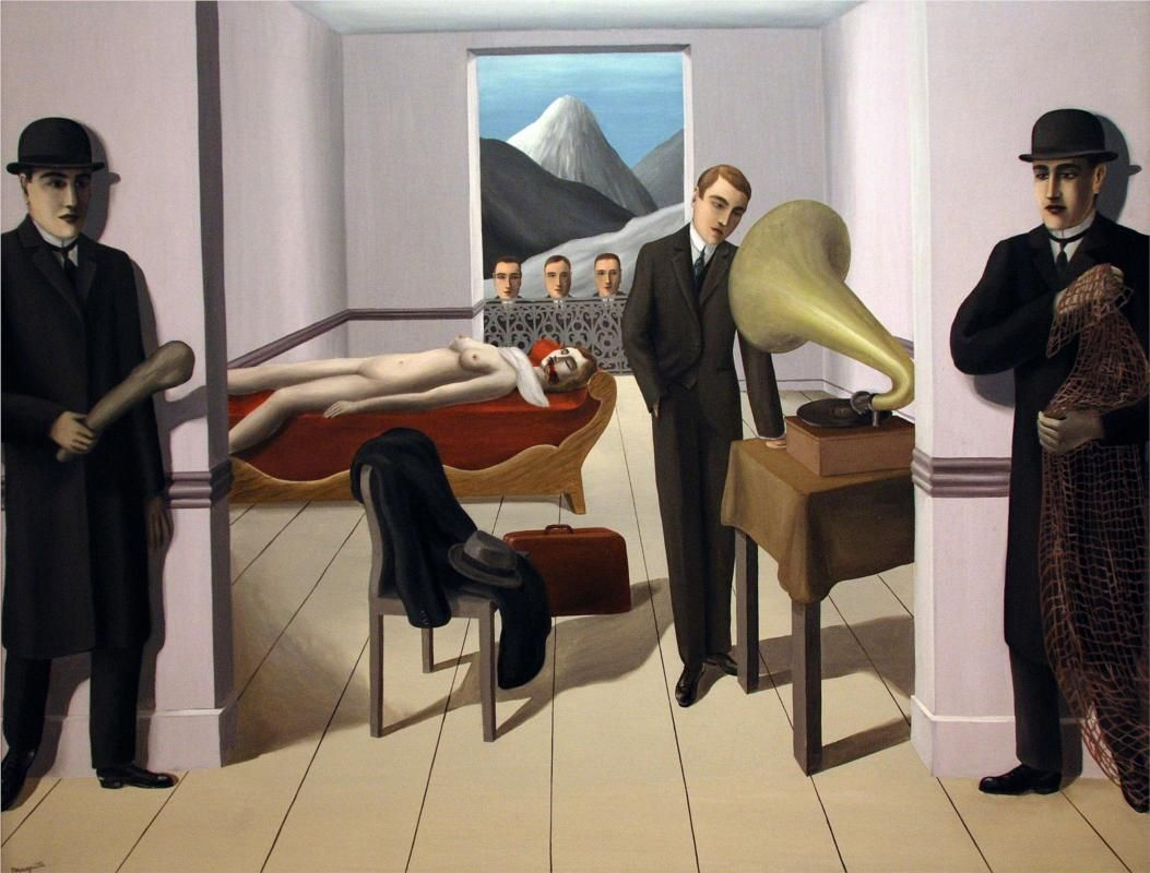 10 scene del crimine nell'arte