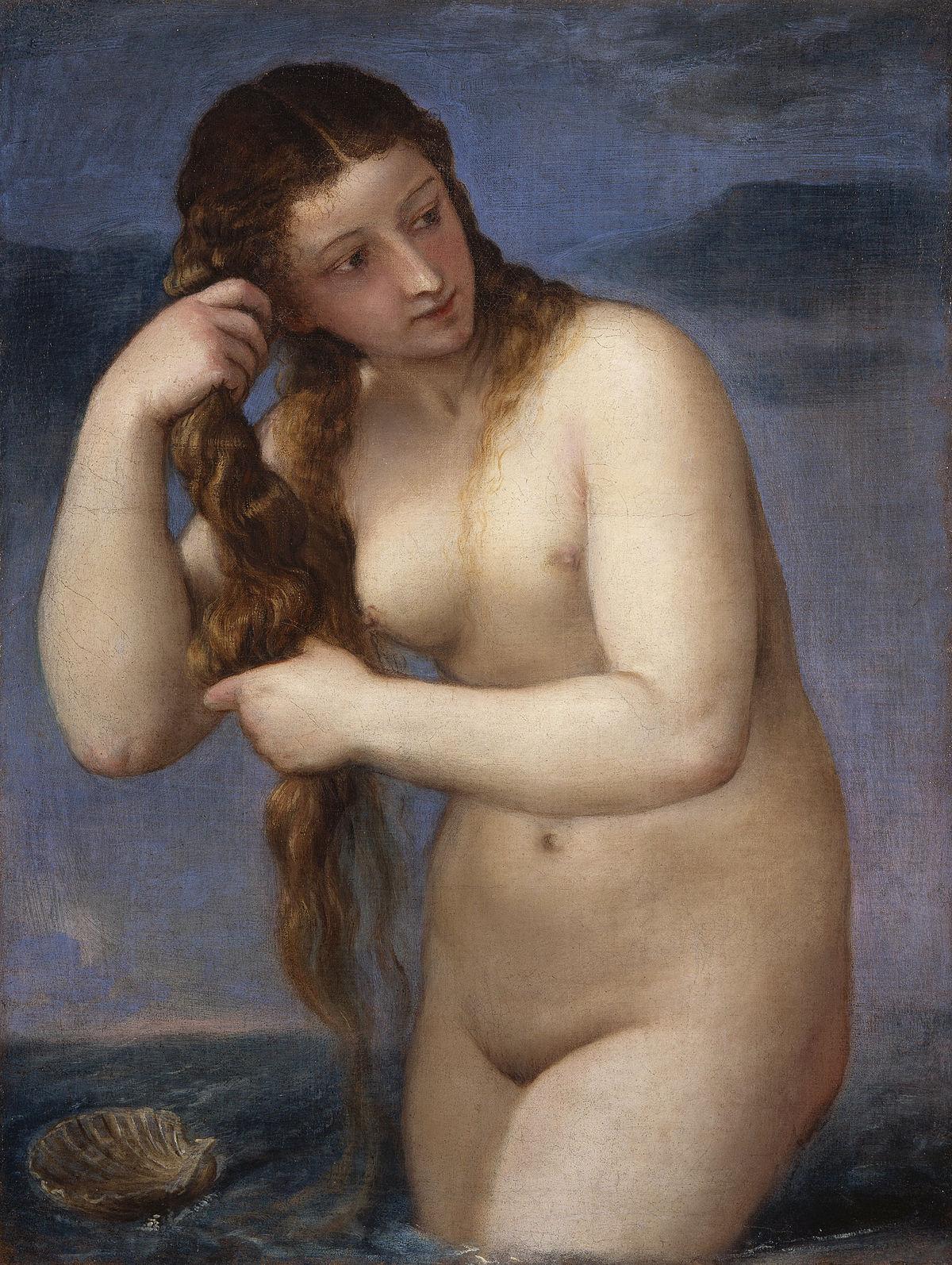 parità di genere nell'arte