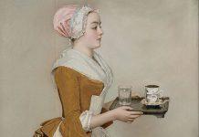 La bella cioccolataia, Jean-Ètienne Liotard