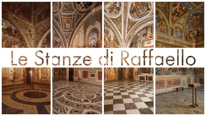Le Stanze di Raffaello