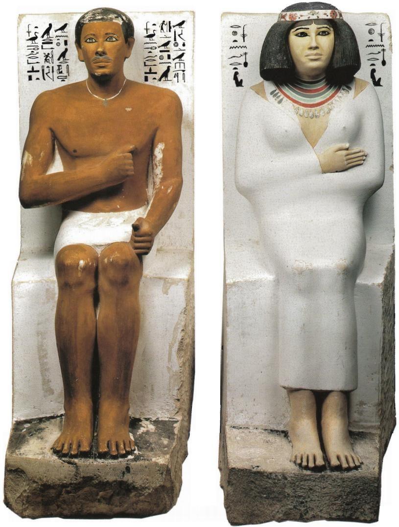 Rahotep e Nofret