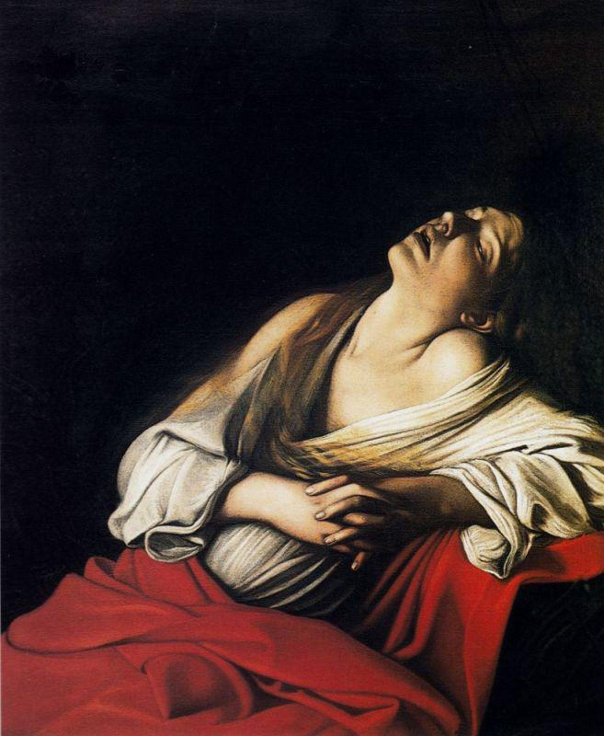 Maddalena in estasi