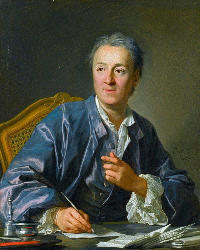 Denis Diderot, all'origine della critica d'arte