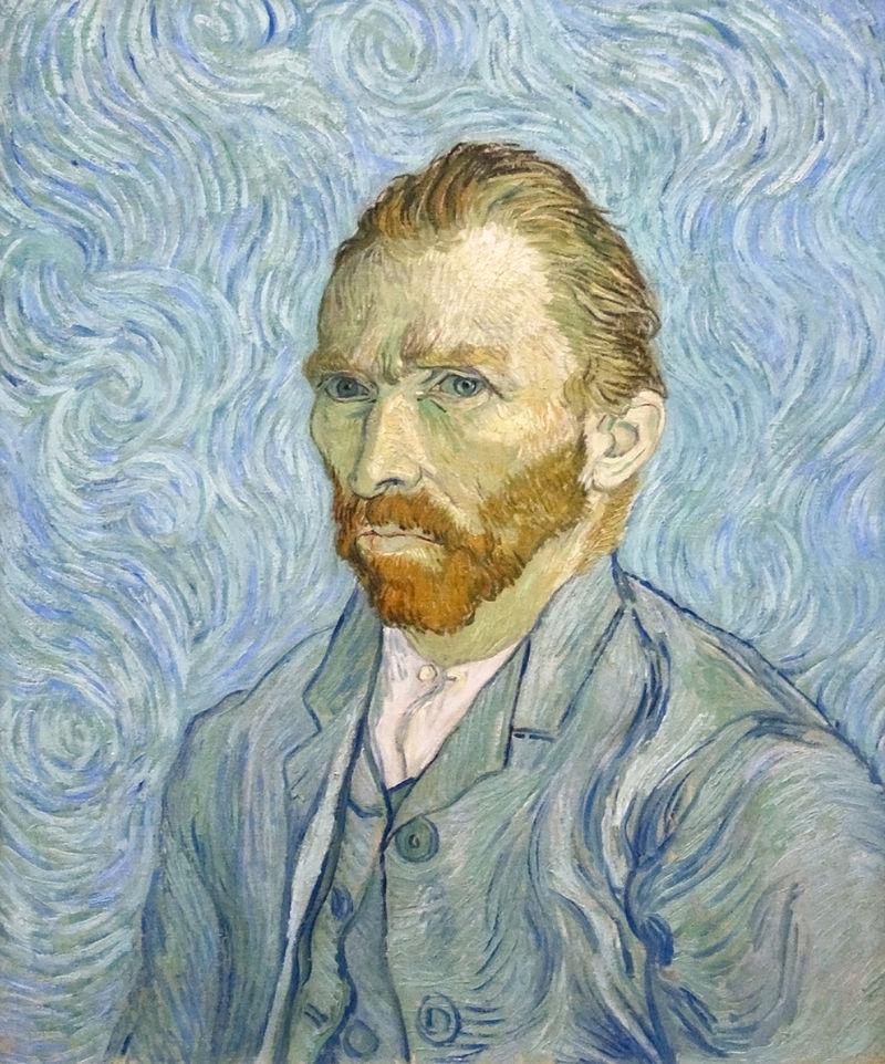 Autoritratto, Vincent van Gogh