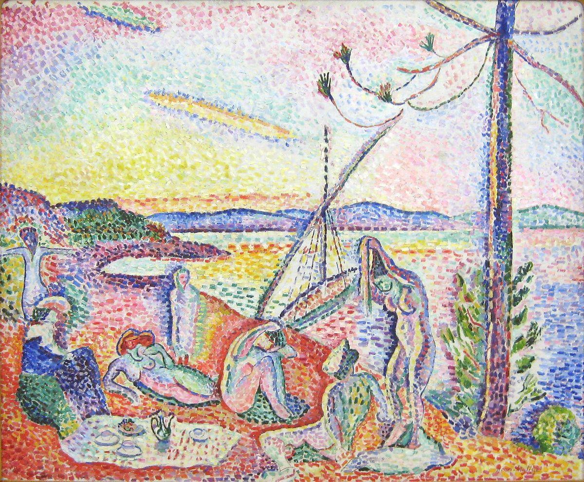 Henri Matisse, Lusso calma e voluttà
