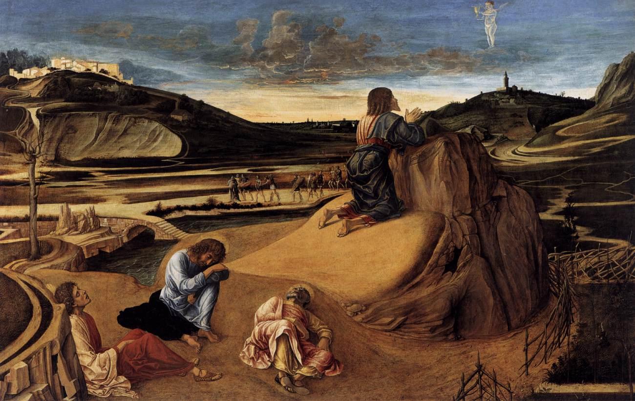 Giovanni Bellini, orazione nell'orto