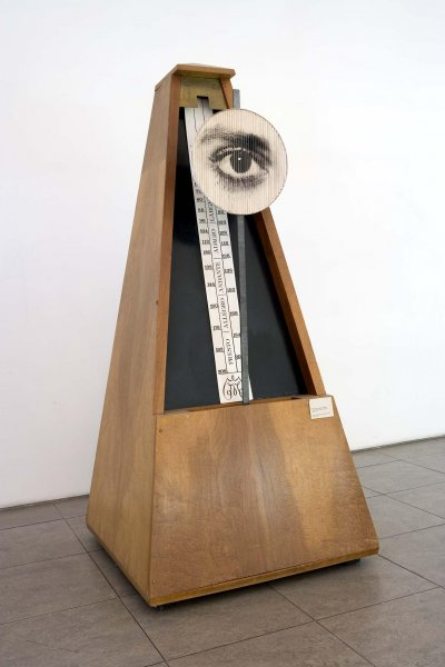 Man Ray, Indestructible Object