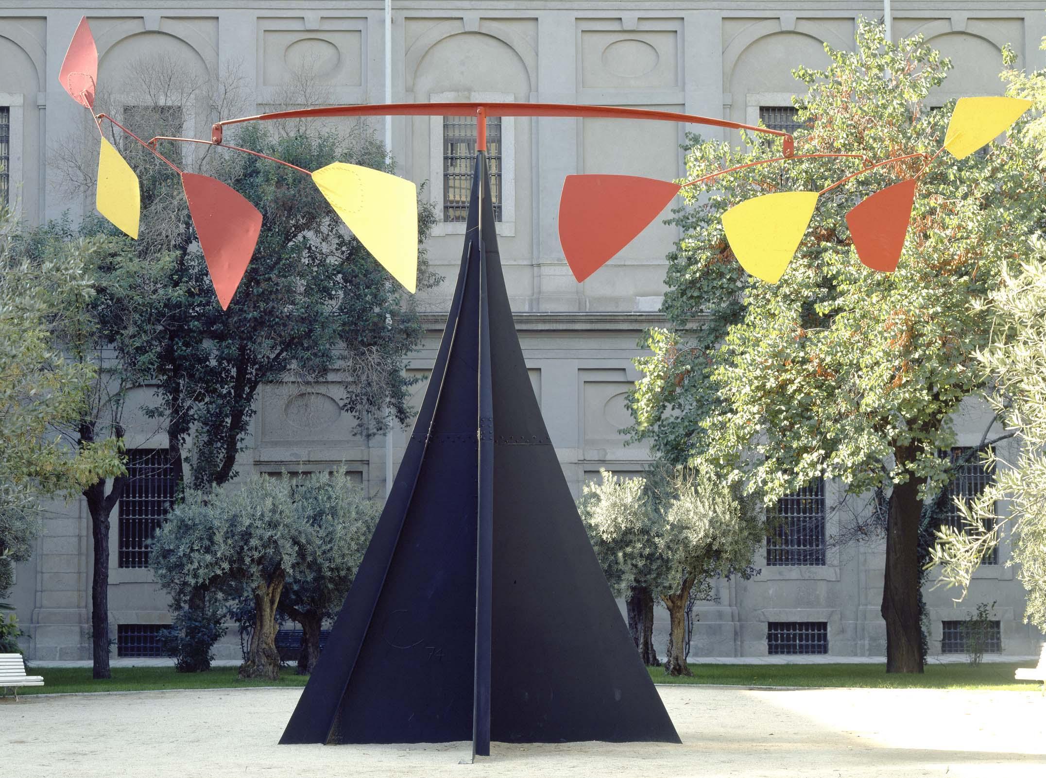Alexander Calder, Carmen