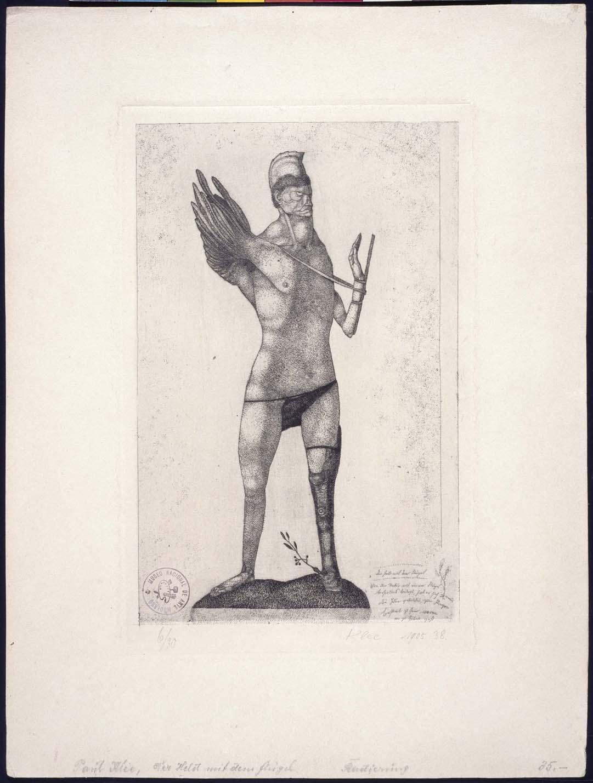 Paul Klee, l'eroe alato