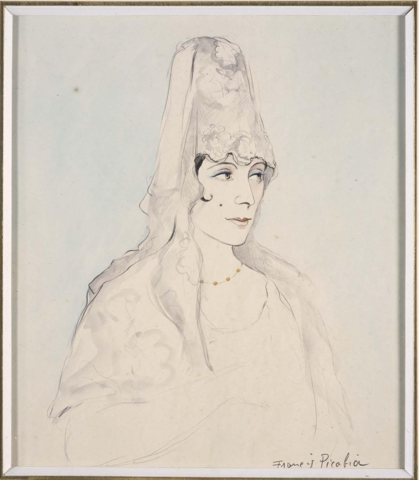 Francis Picabia, la spagnola