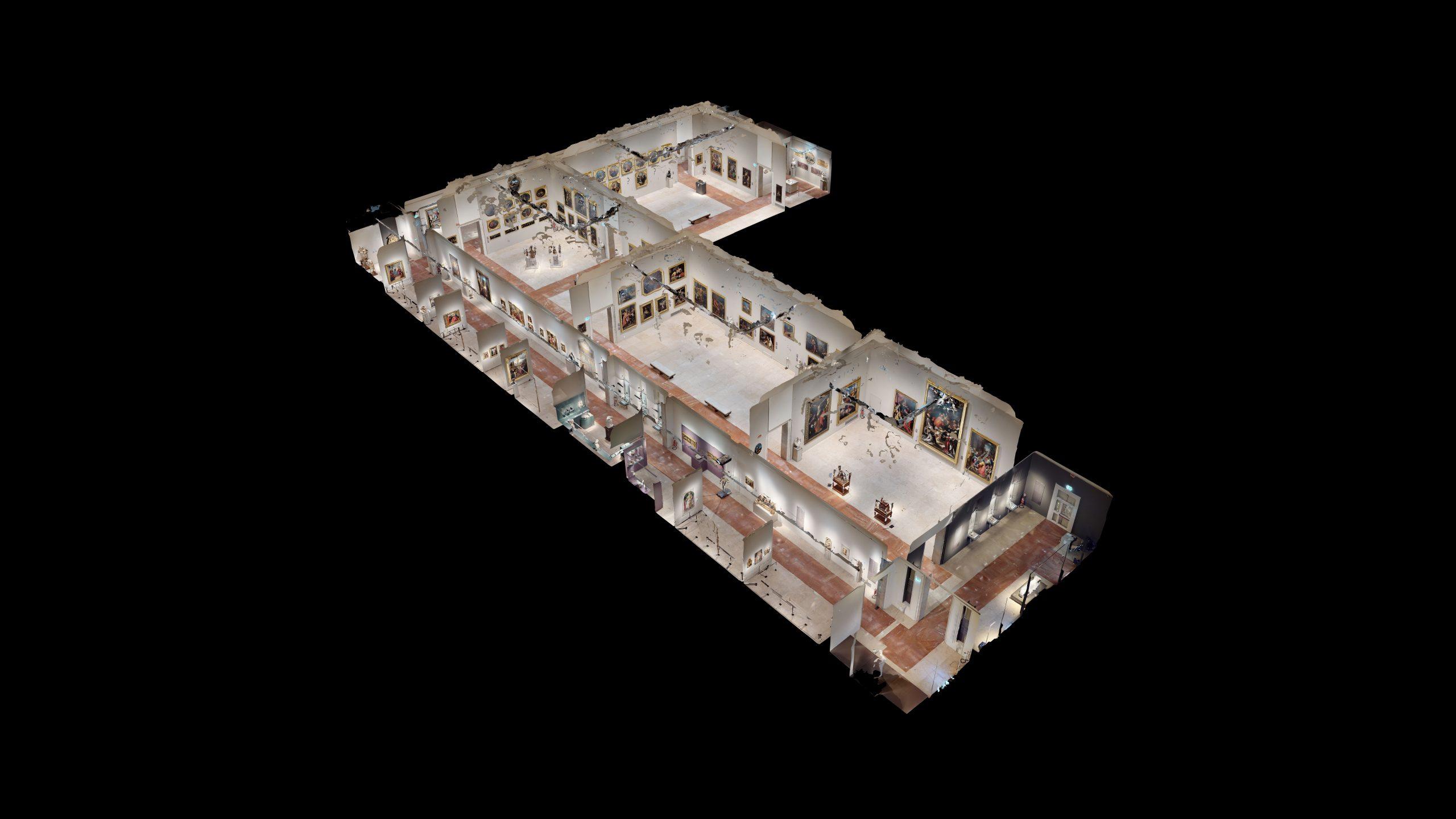 Gallerie Estensi di Modena: nuove visite virtuali interattive