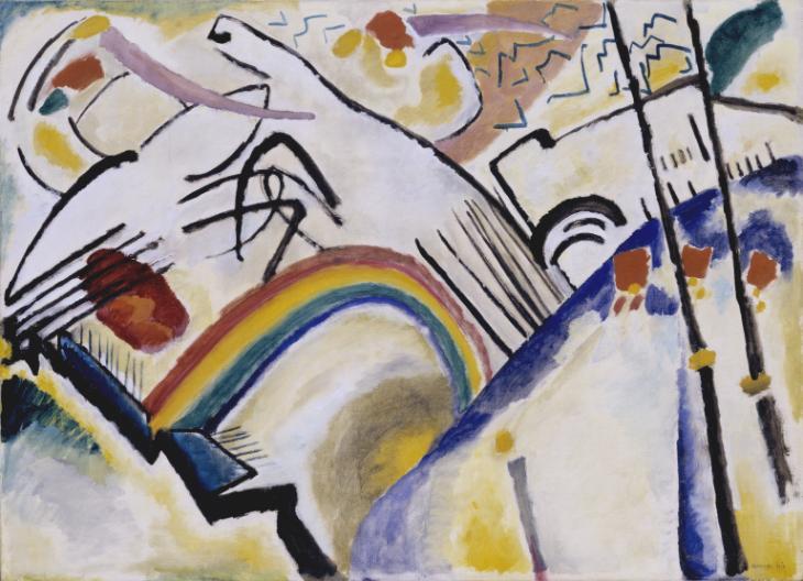Wasilij Kandinskij, Cosacchi