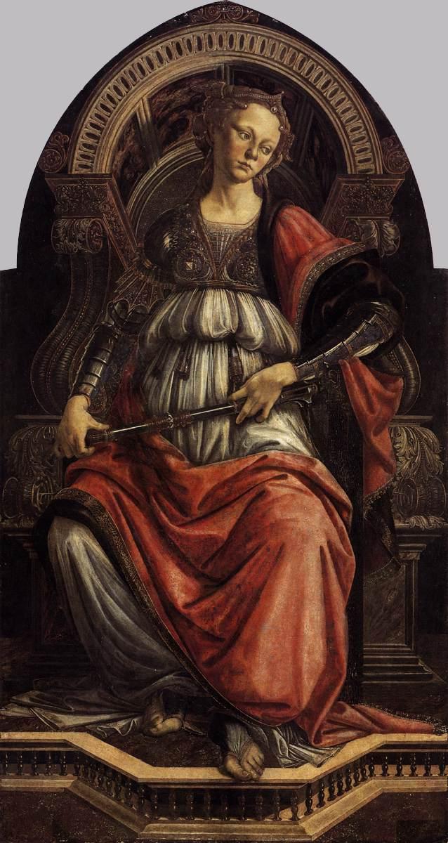 Sandro Botticelli, la Fortezza