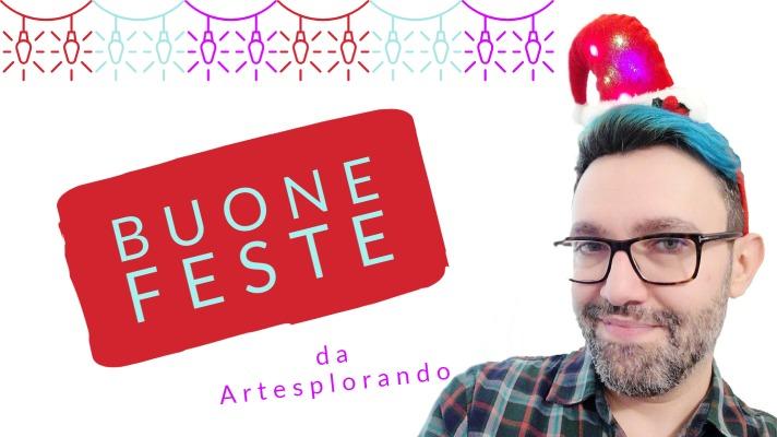 Buone Feste 2020 da Artesplorando