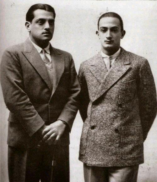 Bunuel e Dalì