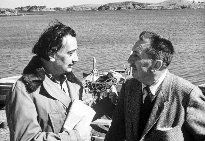 Due geni a confronto: Walt Disney e Salvador Dalì